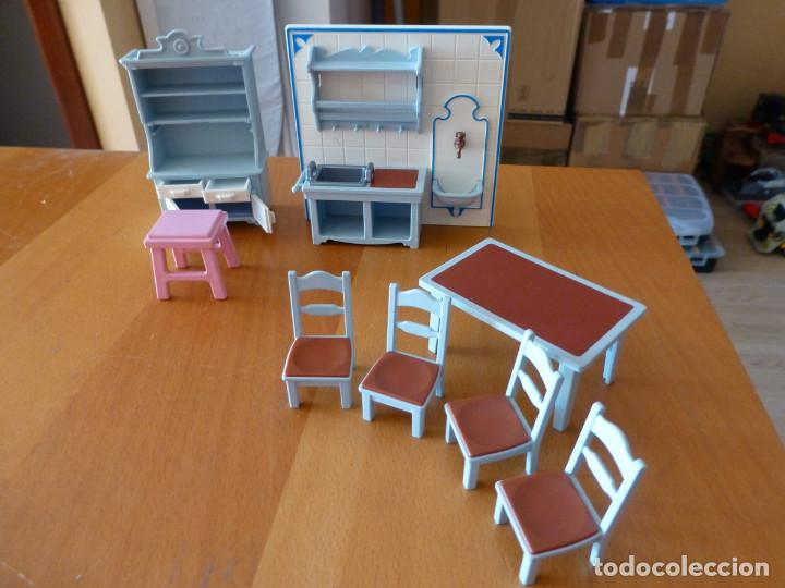 Playmobil accesorios cocina, muebles, epoca, vi - Sold through ...