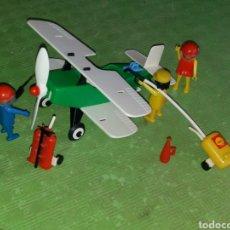 Playmobil: FAMOBIL AEROPLANO 3246 MUY ESCASO Y BUSCADO. Lote 145601588
