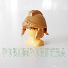 Playmobil: PLAYMOBIL CASCO DORADO CENTURIÓN ROMANO 4270 4272 4273 4274 4409 4560 4659 5817 5827 5837 ? CC1. Lote 145689786