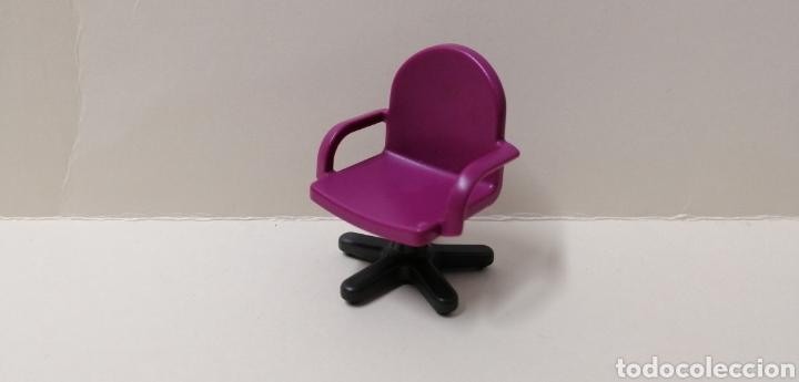 Playmobil, silla lila giratoria oficina mobilia - Verkauft durch ...