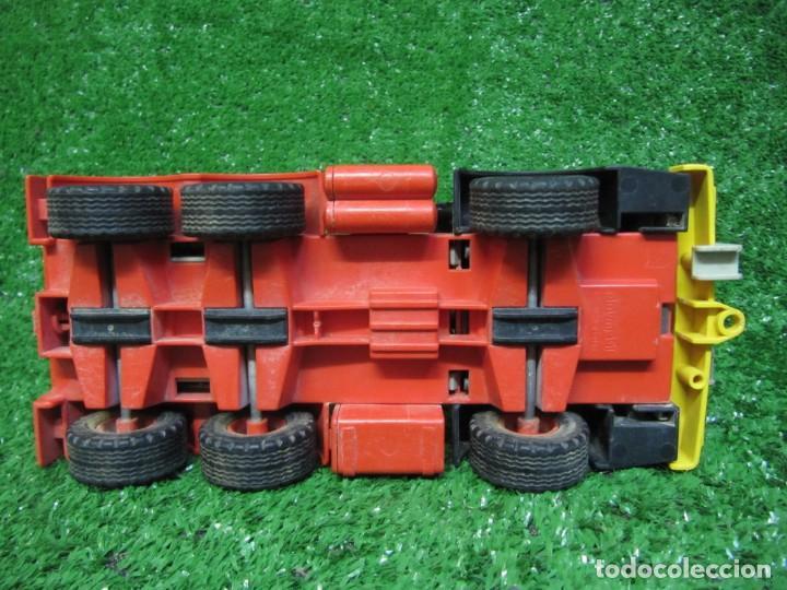 Playmobil: Camion tractora PLAYMOBIL Mammut Power Turbo 22 REF.3141 AÑO 1986 - Foto 4 - 145873126