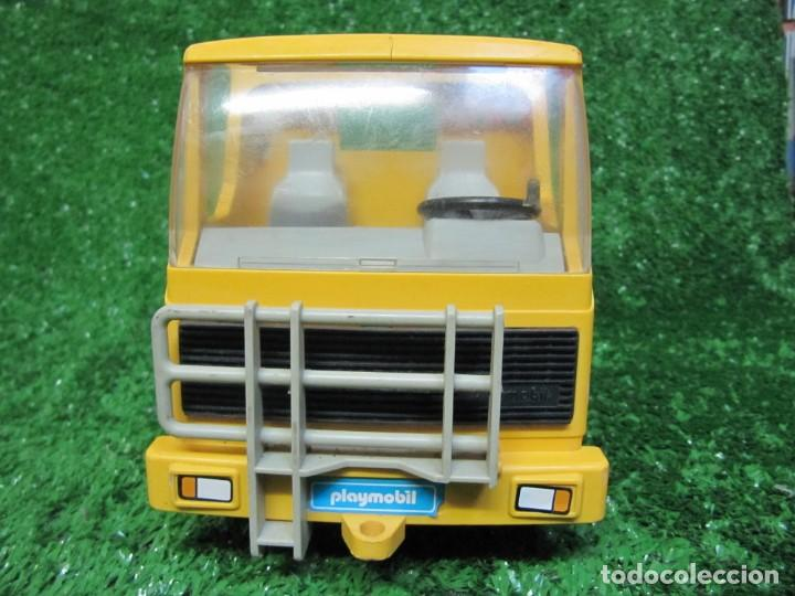 Playmobil: Camion tractora PLAYMOBIL Mammut Power Turbo 22 REF.3141 AÑO 1986 - Foto 5 - 145873126