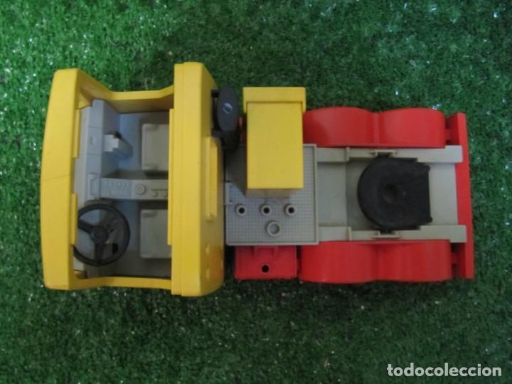 Playmobil: Camion tractora PLAYMOBIL Mammut Power Turbo 22 REF.3141 AÑO 1986 - Foto 7 - 145873126