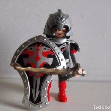 Playmobil - Playmobil. Guerrero medieval con armadura, - 145943910
