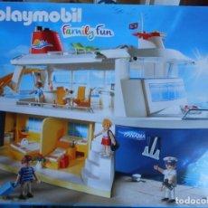 Playmobil: CAJA VACIA -FAMILY FUN 6978. Lote 145961982