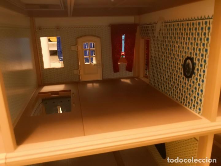 Regalo Muebles De Jardin.Playmobil Mansion Ano 1989 Casa Victoriana Vict Vendido En