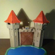 Playmobil: PLAYMOBIL REF. 3268 CASTILLO IMPERIAL, PUERTA ENTRADA CON FOSO. Lote 146422653