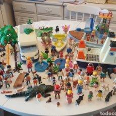 Playmobil: PLAYMOBIL. LOTE.. Lote 146875966