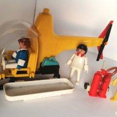 Playmobil: PLAYMOBIL FAMOBIL HELICÓPTERO SYSTEM AÑOS 70 GEOBRA 3247. Lote 147087085
