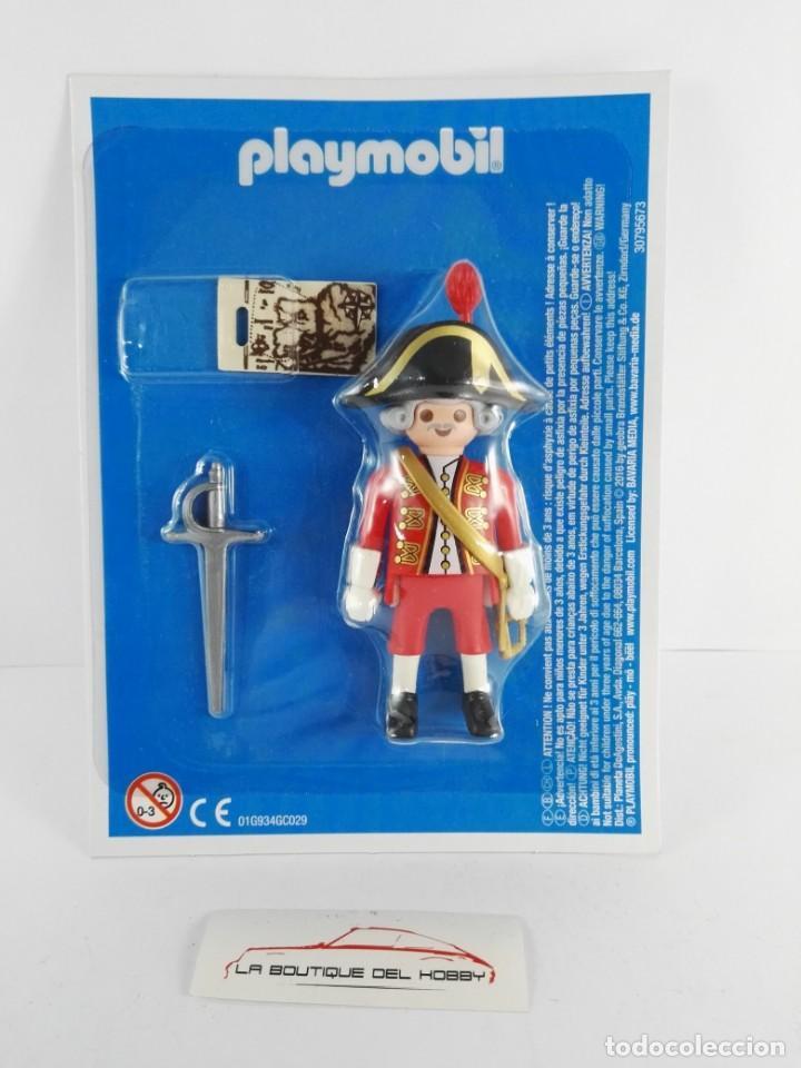 FIGURA MARINERO LA FUERZA DEL MAR ALTAYA PLAYMOBIL (Juguetes - Playmobil)