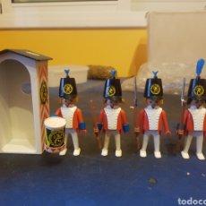 Playmobil: PLAYMOBIL SOLDADOS COLONIALES. Lote 147228892