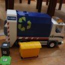 Playmobil: CAMION DE BASURA PLAYMOBIL USADO PERO EN MUY BUEN ESTADO. Lote 147295034