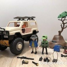 playmobil todoterreno safari jeep ref 3528 vendido en. Black Bedroom Furniture Sets. Home Design Ideas