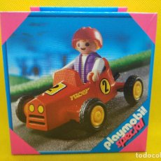 Playmobil: PLAYMOBIL NIÑO CON COCHE SPECIAL REF 4612. Lote 147555818