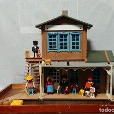 Playmobil: PLAYMOBIL - ANTIGUA REFERENCIA 3770 CASA ESTACIÓN COLORADO SPRINGS DE PLAYMOBIL. Lote 147568218