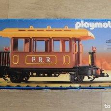 Playmobil: PLAYMOBIL REF. 4120 VAGÓN DEL TREN DEL OESTE.. Lote 147644946
