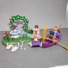 Playmobil - PLAYMOBIL ref. 5456 Jardín princesas - 147690982