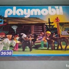 Playmobil: PLAYMOBIL 3638 GRANJA ZOO AÑO 1993. Lote 147708842