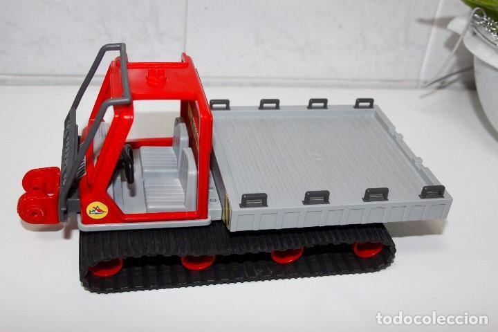 PLAYMOBIL MEDIEVAL VEHICULO ORUGA (Juguetes - Playmobil)
