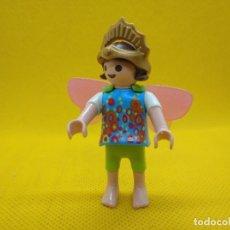 Playmobil: PLAYMOBIL HADA CON CORONA, NIÑA. Lote 148101610