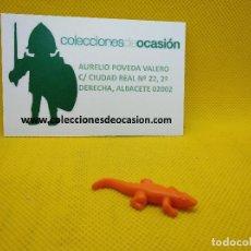 Playmobil: PLAYMOBIL LAGARTO NARANJA, TRITÓN. Lote 148102186