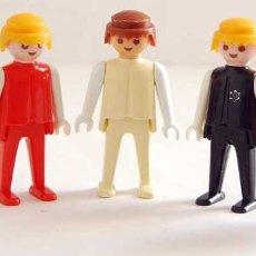 Playmobil: PLAYMOBIL LOTE DE 5 MANOS FIJAS. Lote 148102290
