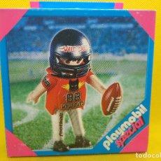 Playmobil: PLAYMOBIL SPECIAL REF 4635 JUGADOR DE RUGBY. Lote 148102534