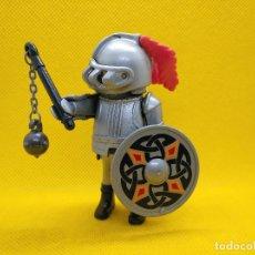 Playmobil: PLAYMOBIL CABALLERO MEDIEVAL, CABALLERO DE HIERRO. Lote 148103546