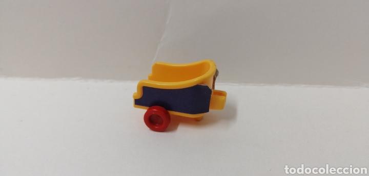 PLAYMOBIL, 4237 CARRO PERRO ADIESTRAMIENTO CIRCO CARRICOCHE REMOLQUE (Juguetes - Playmobil)