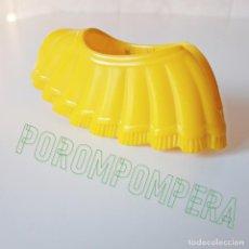 Playmobil: PLAYMOBIL FALDÓN AMARILLO CABALLO MEDIEVAL 3265 3913 GUALDRAPA TORNEO JUSTA CABALLERO AÑOS 80. Lote 148531878