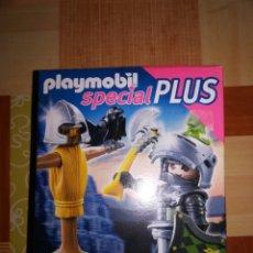 Playmobil: PLAYMOBIL SPECIAL PLUS 4768 - MEDIEVAL (NUEVO). Lote 148908193