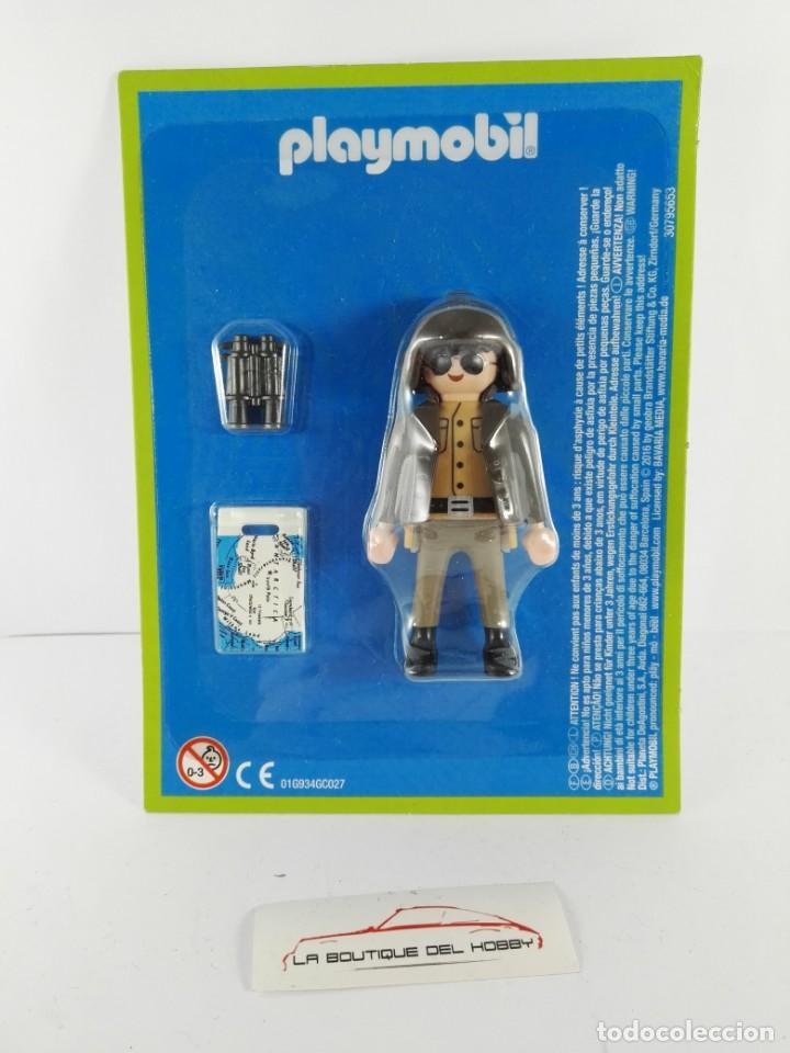 FIGURA PILOTO LA CONQUISTA DEL AIRE PLAYMOBIL ALTAYA (Juguetes - Playmobil)