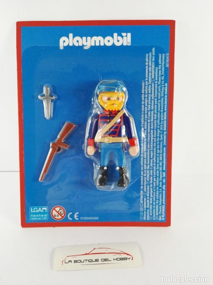 FIGURA PISTOLEERO PLAYMOBIL ALTAYA (Juguetes - Playmobil)