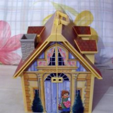 Playmobil: CASA MALETÍN DE PLAYMOBIL-REF 4145. Lote 149374722