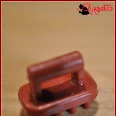 Playmobil: GER 9 - PLAYMOBIL - HERRAMIENTAS ANIMALES - CEPILLO CABALLO. Lote 149626314
