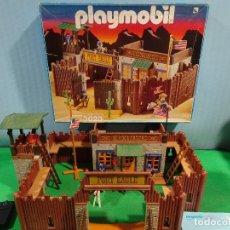 Playmobil: PLAYMOBIL -3023- FUERTE OESTE WESTERN- COMPLETO CON CAJA E INSTRCCIONES. Lote 149925790