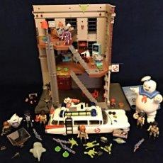 Playmobil: PLAYMOBIL CAZAFANTASMAS.REF:9224 9221 9220 9219 9349 Y FANTASMA PEQUEÑO. Lote 149947130