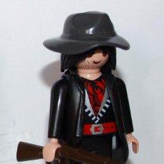 Playmobil: PLAYMOBIL MEDIEVAL, OESTE, FIGURA VAQUERO . Lote 150221090