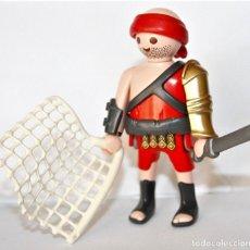 Playmobil: PLAYMOBIL MEDIEVAL FIGURA GLADIADOR ROMANO. Lote 150346242