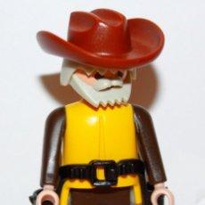 Playmobil: PLAYMOBIL MEDIEVAL FIGURA OESTE VAQUERO. Lote 150359446