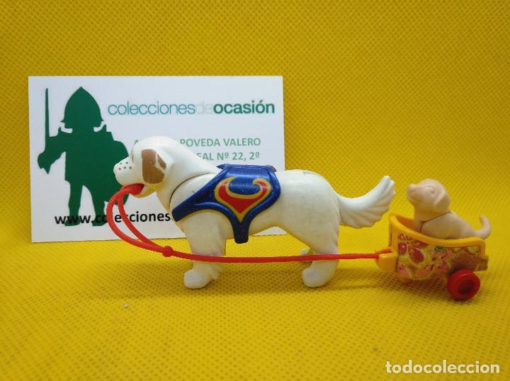 PLAYMOBIL PERROS DE CIRCO CON CARRITO (Juguetes - Playmobil)