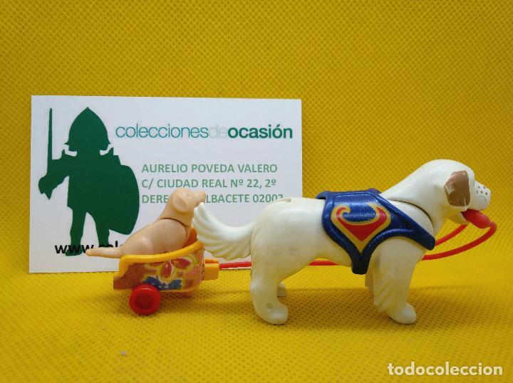 Playmobil: Playmobil Perros de circo con carrito - Foto 2 - 150504554