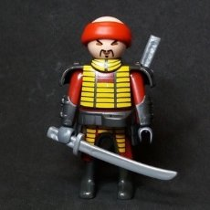 Playmobil: PLAYMOBIL GUERRERO SAMURAI, MONGOL, CHINO, JAPONES, ORIENTAL, MEDIEVAL. Lote 150591626