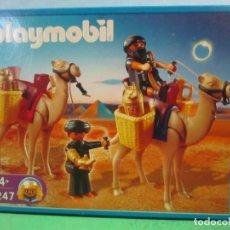 Playmobil: PLAYMOBIL -REF-4247-EGIPTO-BELEN-LADRONES DE TUNBAS-.EN CAJA SIN ABRIR.NUEVO.. Lote 180918692