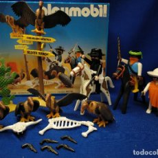 Playmobil: PLAYMOBIL BANDIDOS DEL OESTE REF 3748. Lote 150854466