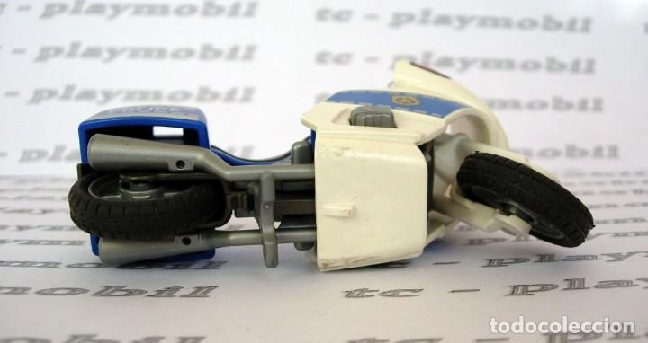 Playmobil: PLAYMOBIL 4262 Moto policía - Policías Ciudad - Foto 3 - 150980454