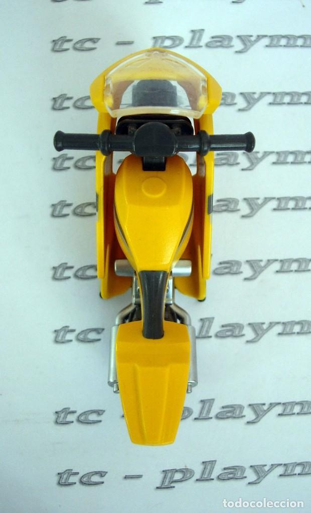 Playmobil: PLAYMOBIL 5116 Moto Racer Motocicleta deportiva de carreras - Foto 2 - 150981170