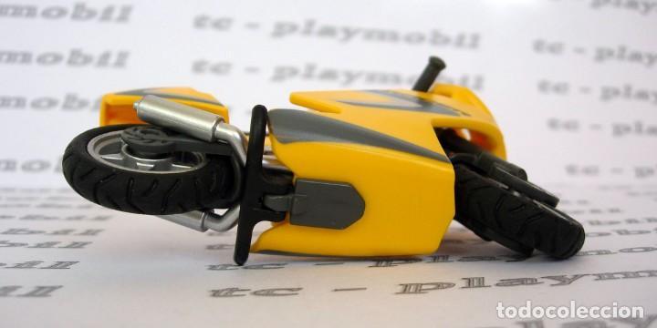 Playmobil: PLAYMOBIL 5116 Moto Racer Motocicleta deportiva de carreras - Foto 3 - 150981170