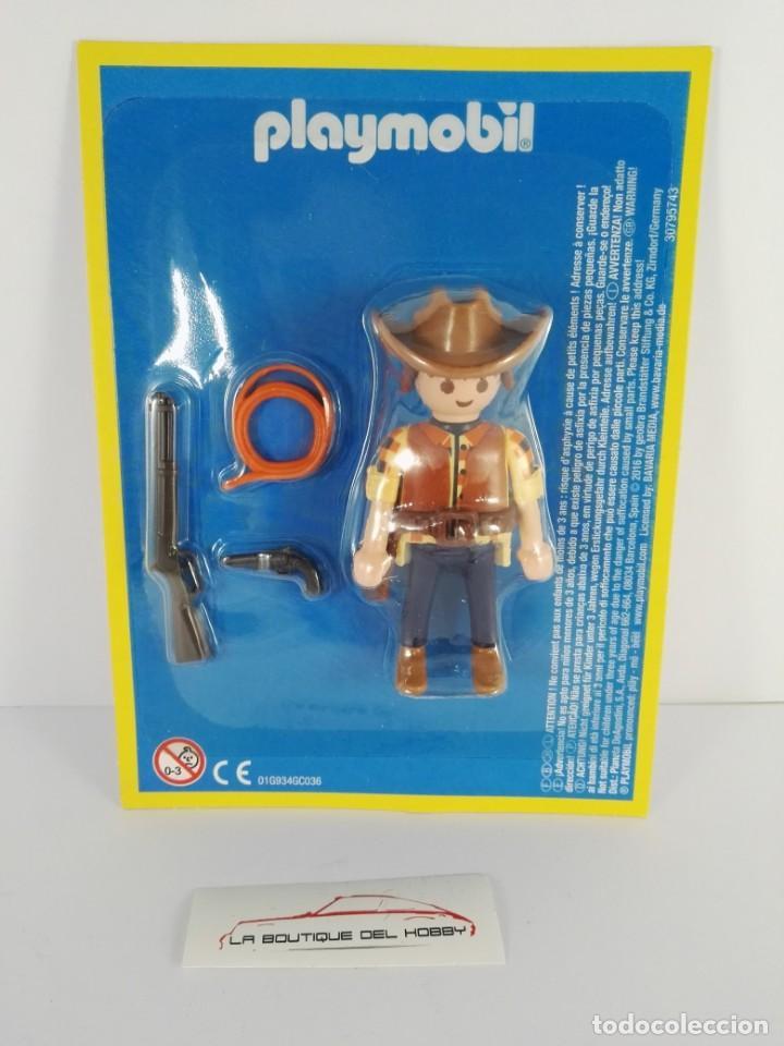 LOS VAQUEROS DE LOS GRANDES PRADOS PLAYMOBIL ALTAYA (Juguetes - Playmobil)