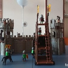 Playmobil: PLAYMOBIL REF: 3123 XL DOBLE ASALTO AL CASTILLO. Lote 151448014